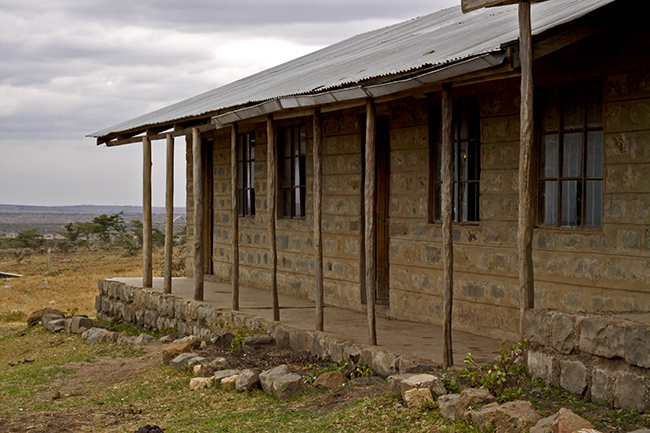 Endonyio Sidai primary school in rural kenya built by nonprofit fksw